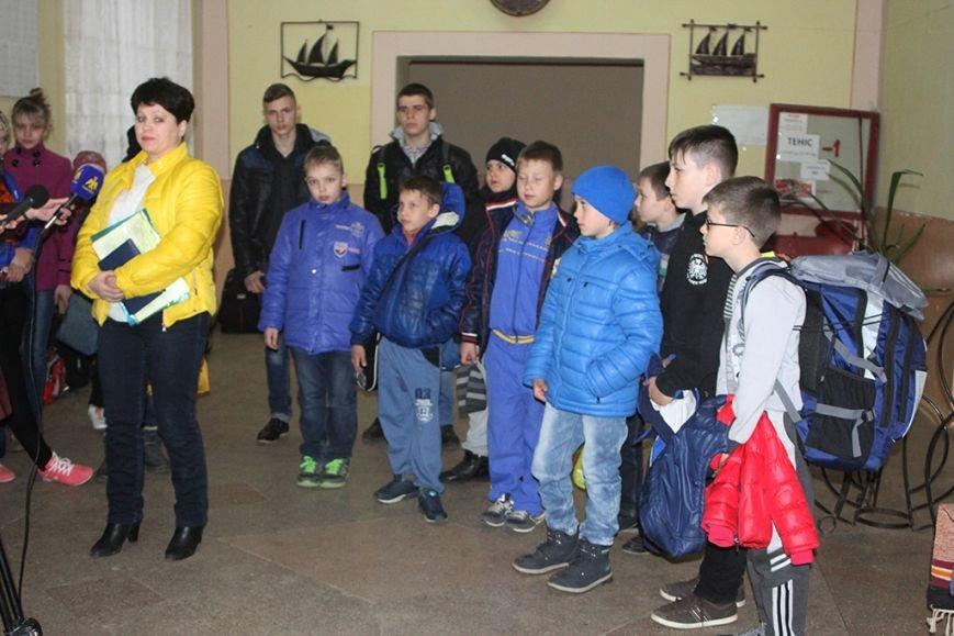 Маленькие жители Херсонщины будут отдыхать в Прикарпатье (фото) - фото 1