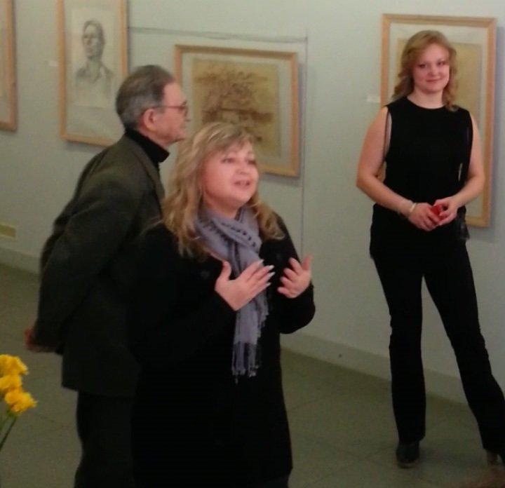 В центре Куинджи открылась выставка молодой художницы (ФОТО) (фото) - фото 1