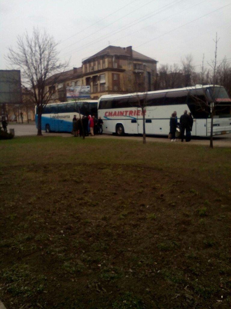 Криворожане отправились в Днепропетровск на митинг-концерт «За єдність країни»  (ФОТО) (фото) - фото 2