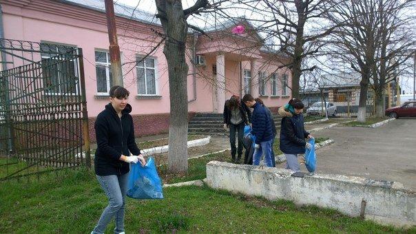 Сохраним наш город чистым и красивым! (фото) - фото 1