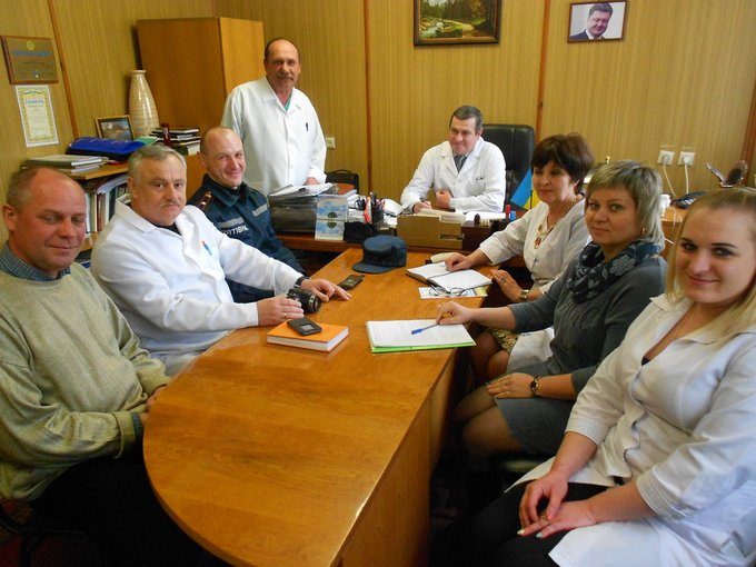 Цюрупинск обучение медиков