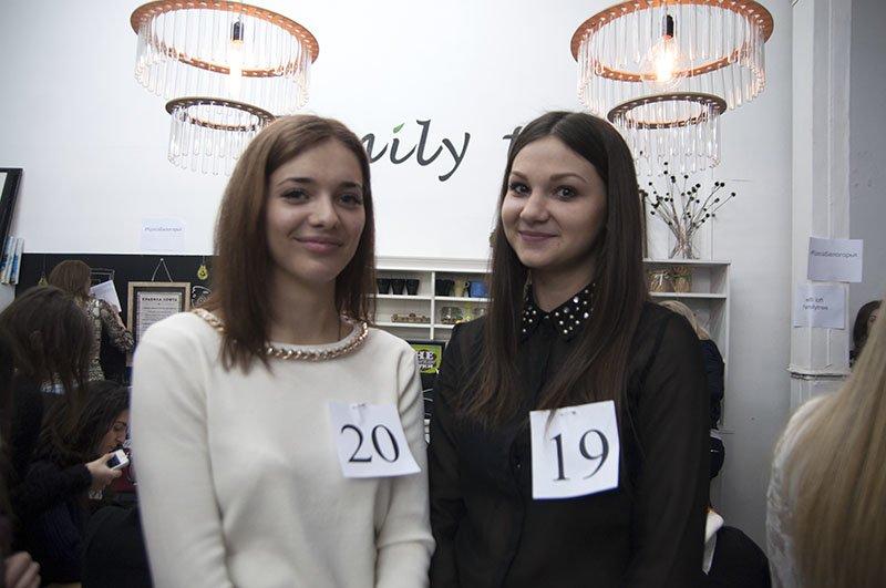 Более 70 белгородских красавиц участвовали в кастинге на конкурс «Краса Белогорья-2015» (фото) - фото 3