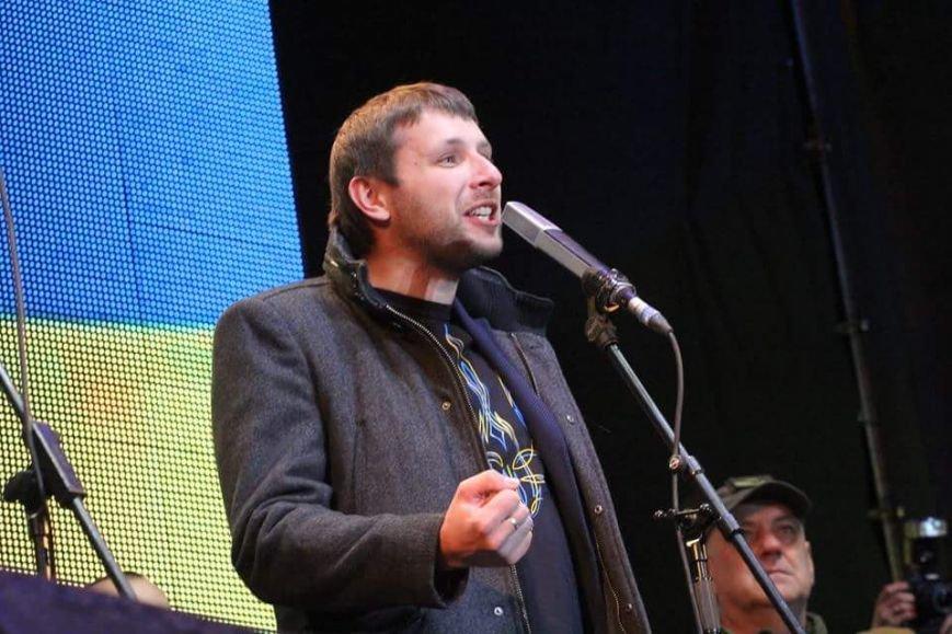 Вече в Днепропетровске: пели Руслана и Brutto. Коломойский не пришел (фото) - фото 6