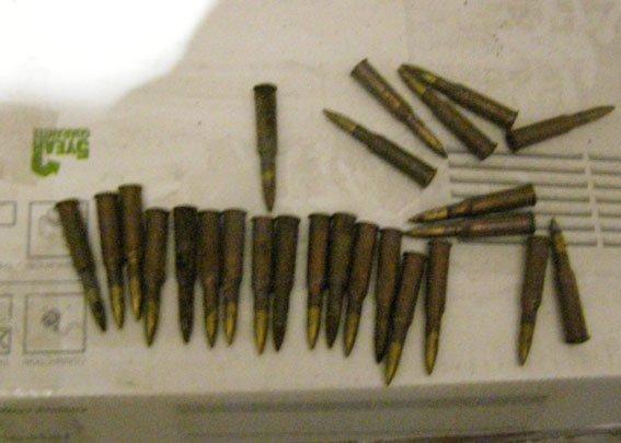 На Полтавщине мужчина хранил дома внушительный арсенал оружия (ФОТО) (фото) - фото 3