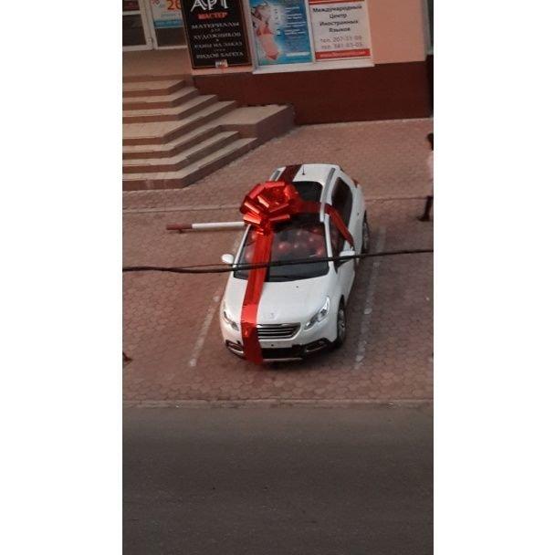 Моторола подарил своей жене на день рождения джип (ФОТО) (фото) - фото 1