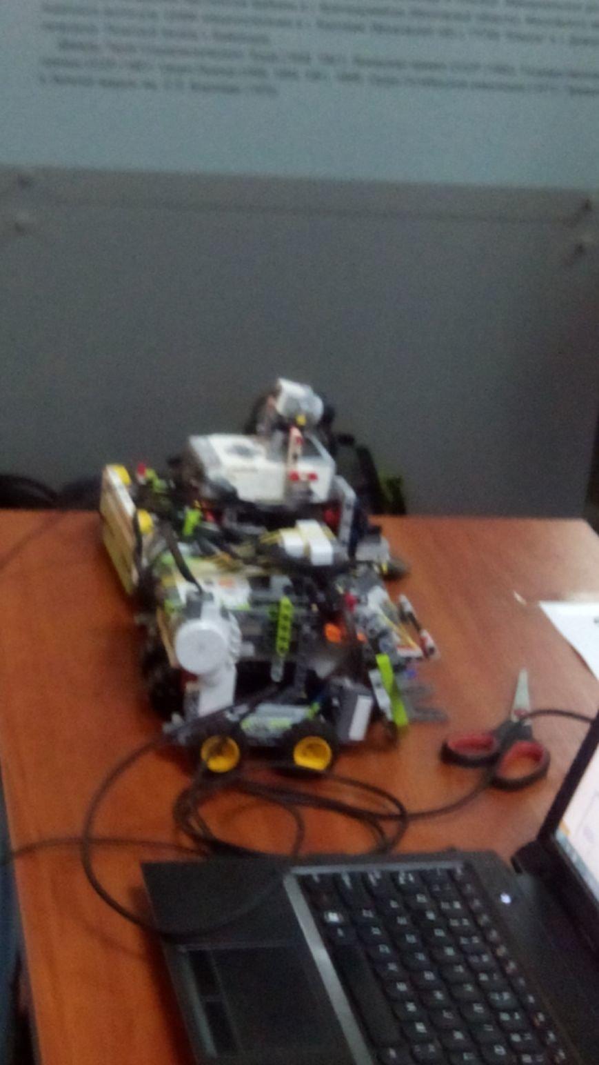 В Днепропетровске произошло нашествие роботов (ФОТО) (фото) - фото 3