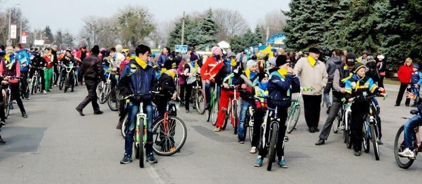 """На Черкащині 28 відбулося спортивне свято """"Велопробіг миру"""", фото-1"""