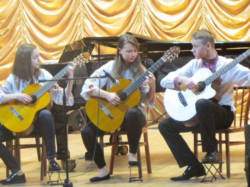 Юні музиканти провели у Житомирі творчий вечір (фото) - фото 2