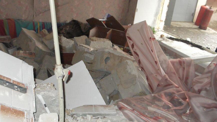 В Запорожской области из-за взрыва газа травмировалась женщина (ФОТО) (фото) - фото 2