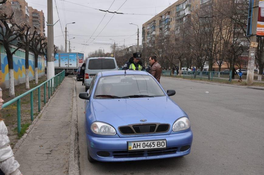 Сотрудники краматорского ГАИ проводили профилактику на Парковой (ФОТО и ВИДЕО), фото-3