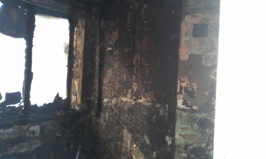 На прошедшей неделе в Днепродзержинске зафиксировано 9 пожаров, фото-6