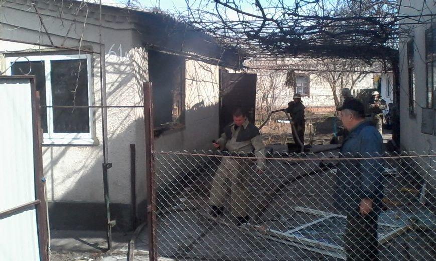 На прошедшей неделе в Днепродзержинске зафиксировано 9 пожаров, фото-3
