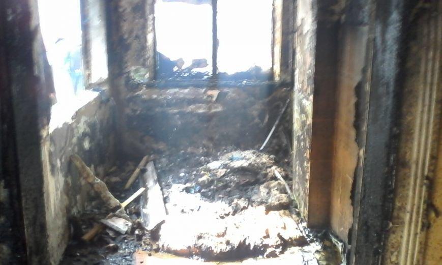 На прошедшей неделе в Днепродзержинске зафиксировано 9 пожаров, фото-8