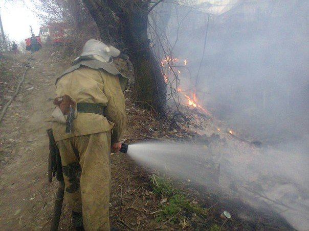 На прошедшей неделе в Днепродзержинске зафиксировано 9 пожаров (фото) - фото 2