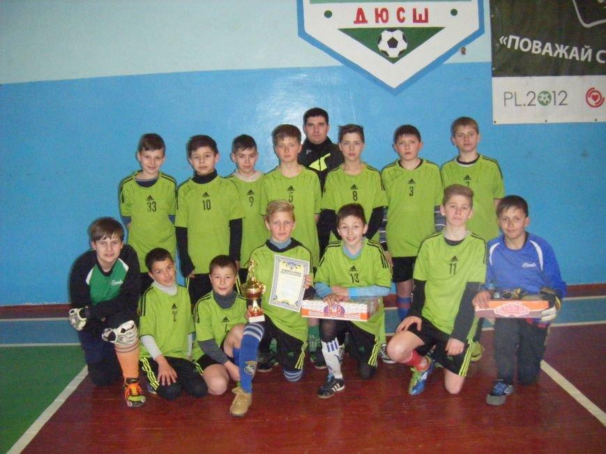 Димитровские футболисты заняли 3 место в Региональном детско-юношеском турнире (ФОТО) (фото) - фото 5