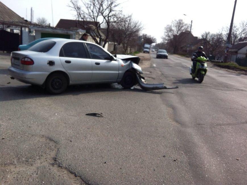 В Днепропетровске в результате ДТП пострадал водитель (ФОТО), фото-3