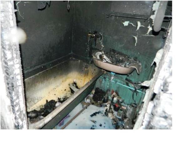 В Киеве из горящего 16-этажного дома эвакуировали 15 человек (ФОТО) (фото) - фото 1