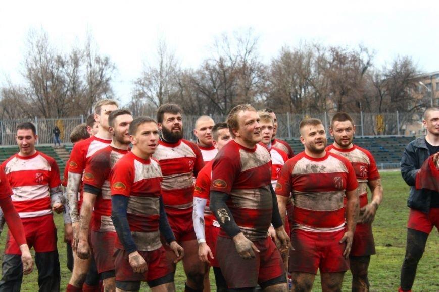 Боец 17 бригады принес победных 5 очков РК «Кривбасс» в матче против РК «Днепр» (ФОТО, ВИДЕО) (фото) - фото 1