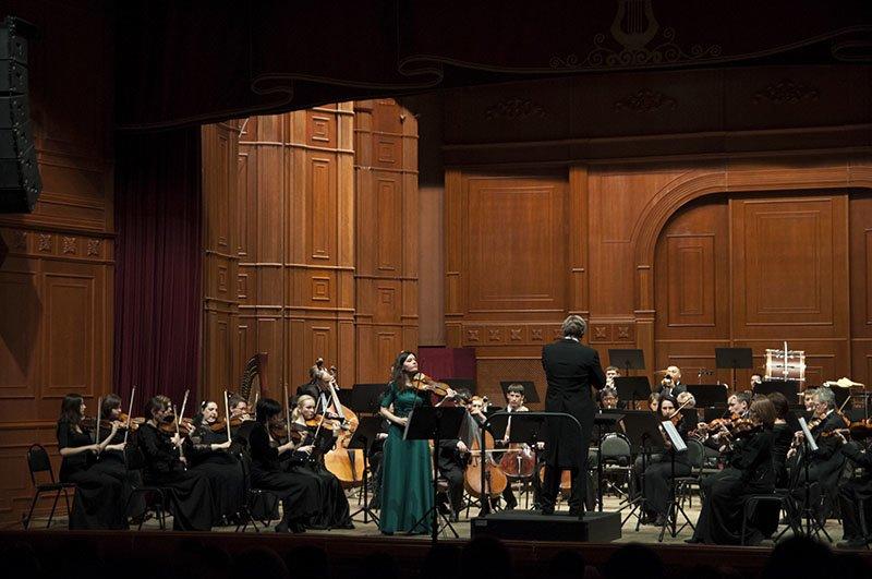 В Белгородской государственной филармонии были исполнены сложные и новаторские произведения Сергея Прокофьева (фото) - фото 1