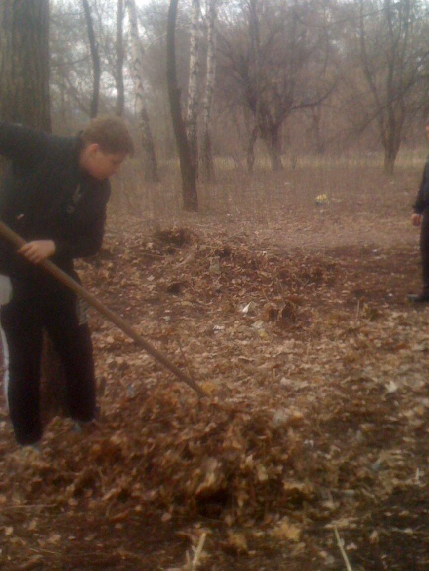 Генеральная уборка в Красноармейске: от парка «Юбилейный» до Динаса, фото-21