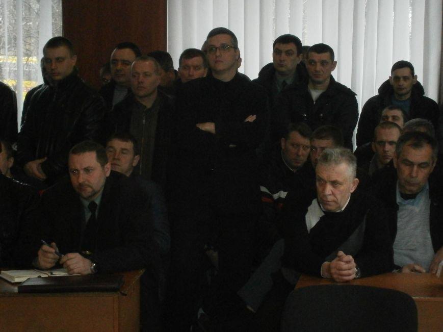 Горноспасатели Димитрова надеются получить прошлогоднюю заработную плату в 1-ой половине апреля (фото) - фото 5