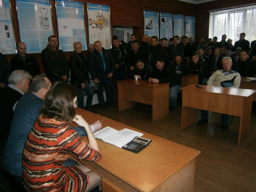 Горноспасатели Димитрова надеются получить прошлогоднюю заработную плату в 1-ой половине апреля (фото) - фото 2