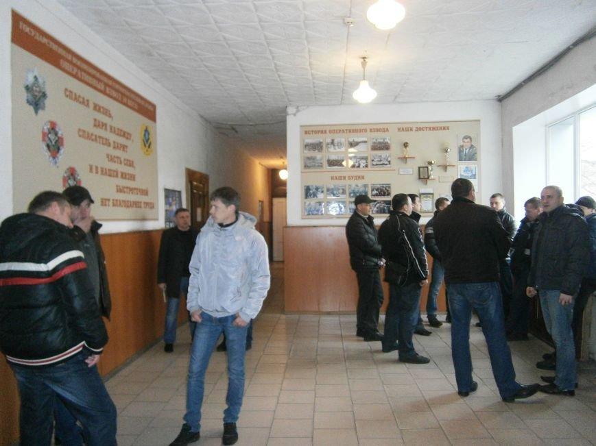 Горноспасатели Димитрова надеются получить прошлогоднюю заработную плату в 1-ой половине апреля (фото) - фото 1