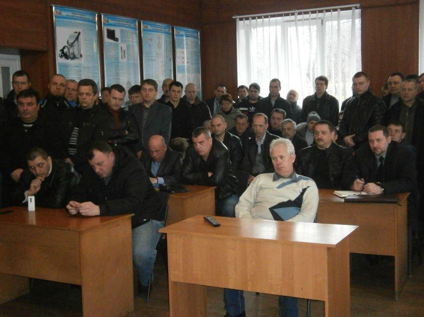 Горноспасатели Димитрова надеются получить прошлогоднюю заработную плату в 1-ой половине апреля (фото) - фото 6