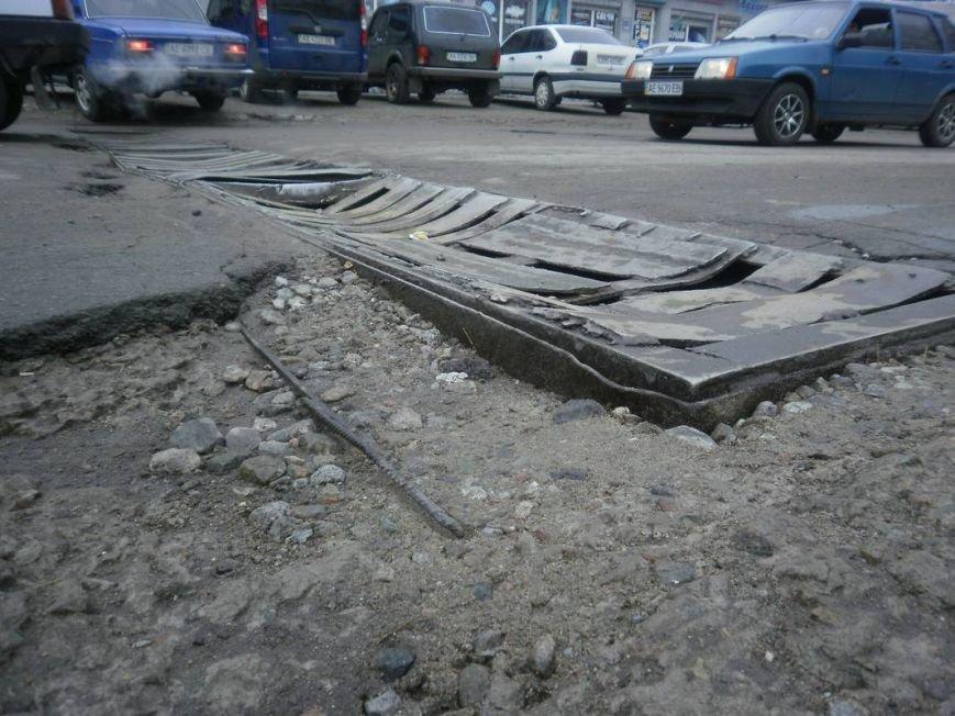 Проблема ливневок в Днепродзержинске пока остается открытой (фото) - фото 6