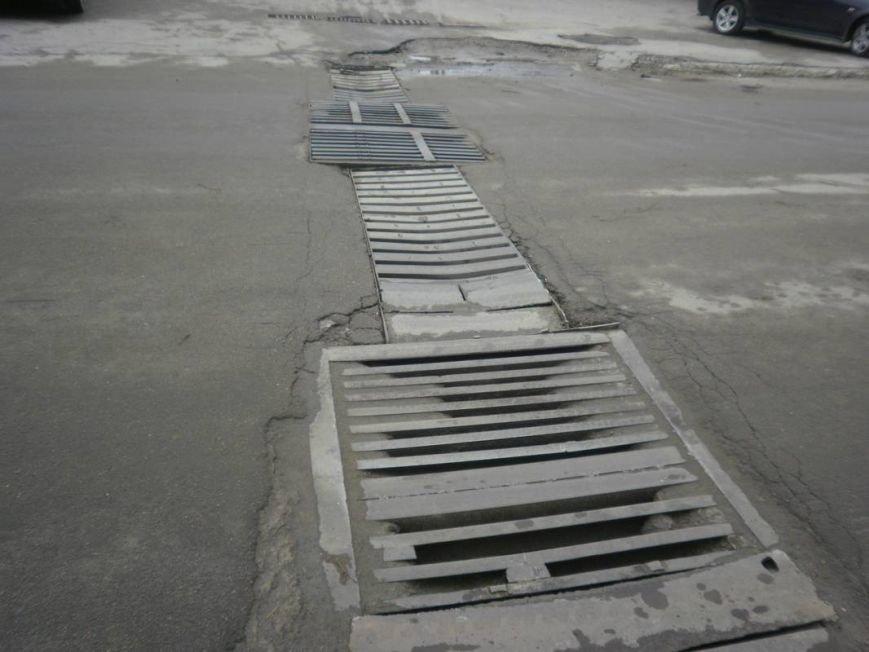 Проблема ливневок в Днепродзержинске пока остается открытой (фото) - фото 5