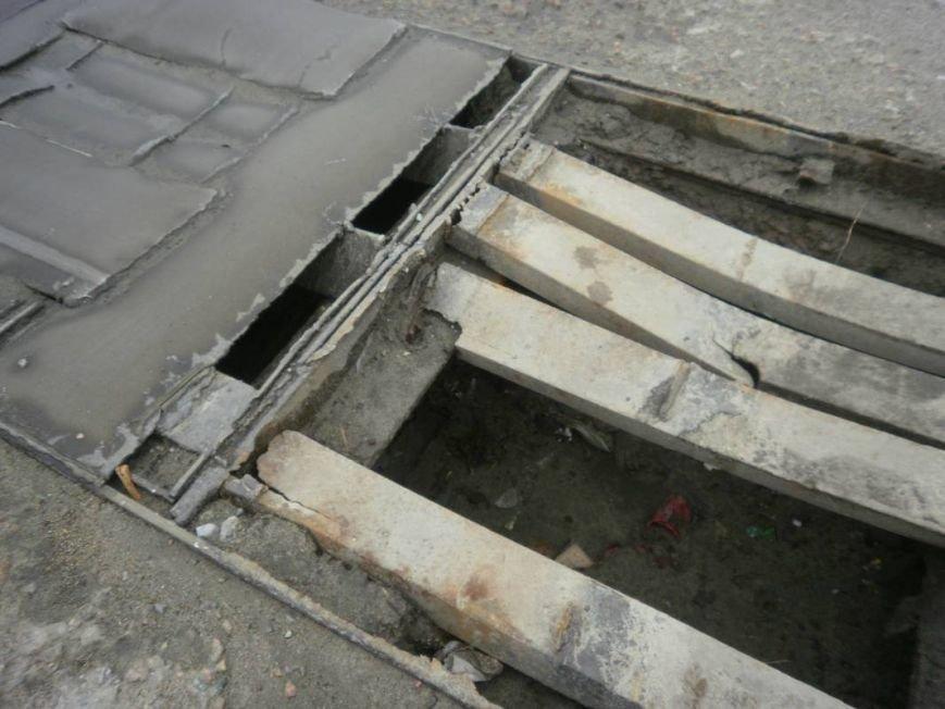 Проблема ливневок в Днепродзержинске пока остается открытой (фото) - фото 3