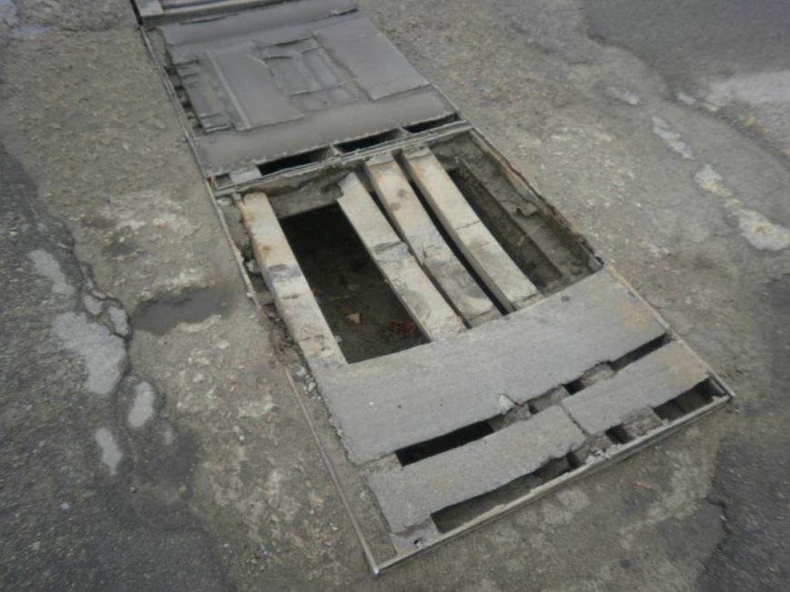 Проблема ливневок в Днепродзержинске пока остается открытой (фото) - фото 4