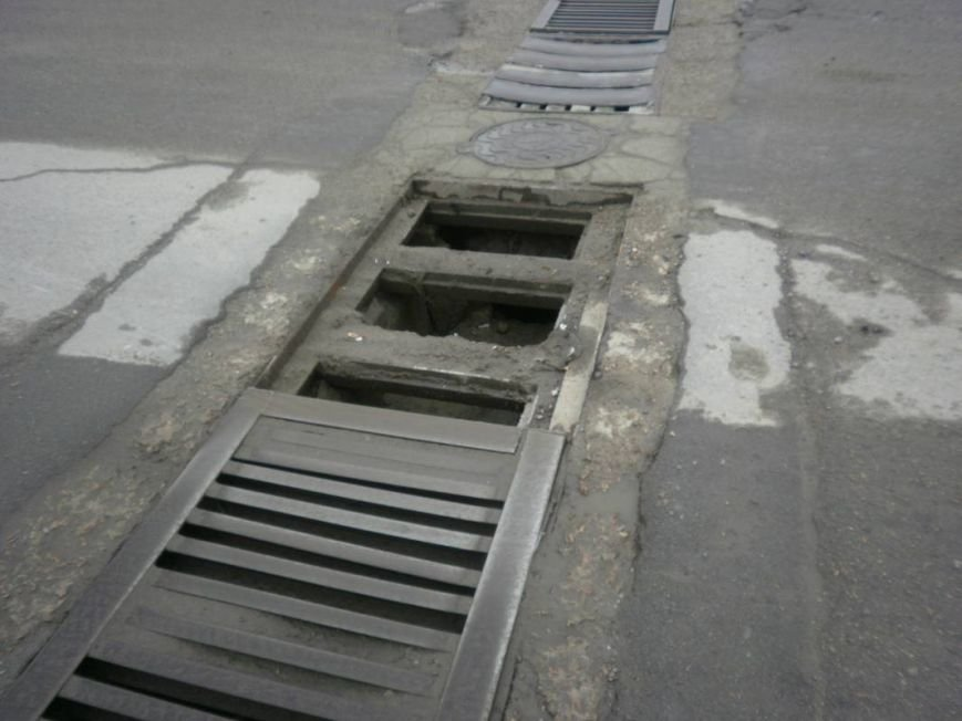 Проблема ливневок в Днепродзержинске пока остается открытой (фото) - фото 2