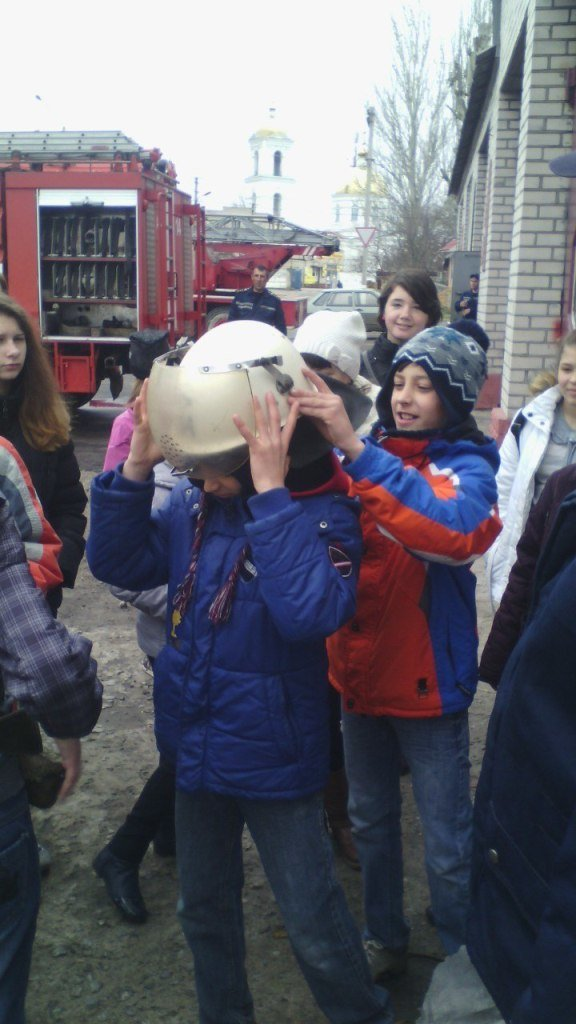 В Комсомольском районе Херсона состоялась акция «Предотвратить. Спасти. Помочь » (фото) - фото 2