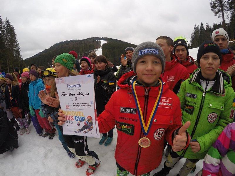 ДЮСШ «Буковель» знову вибороли першість  на змаганнях Bukovel Kids Cup (фото) - фото 2