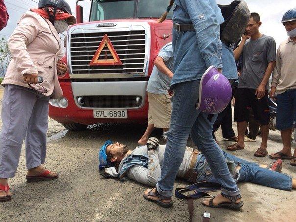 Фотограф из Мариуполя попал в страшную аварию во Вьетнаме (ФОТО) (фото) - фото 1