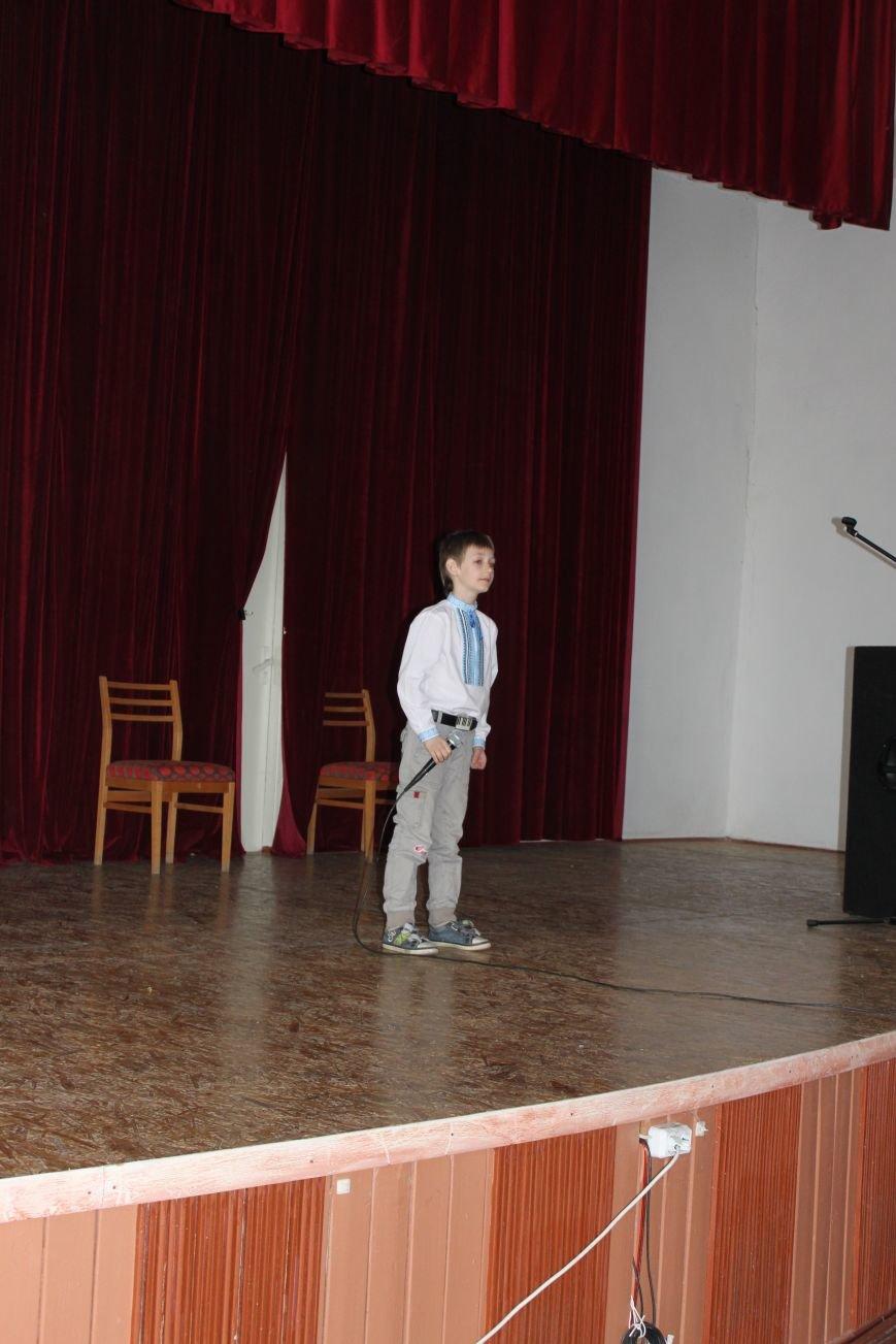 В Запорожье дети устроили концерт для раненных героев АТО (ФОТО), фото-3