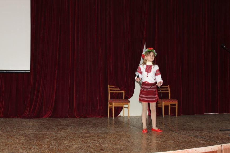 В Запорожье дети устроили концерт для раненных героев АТО (ФОТО), фото-1