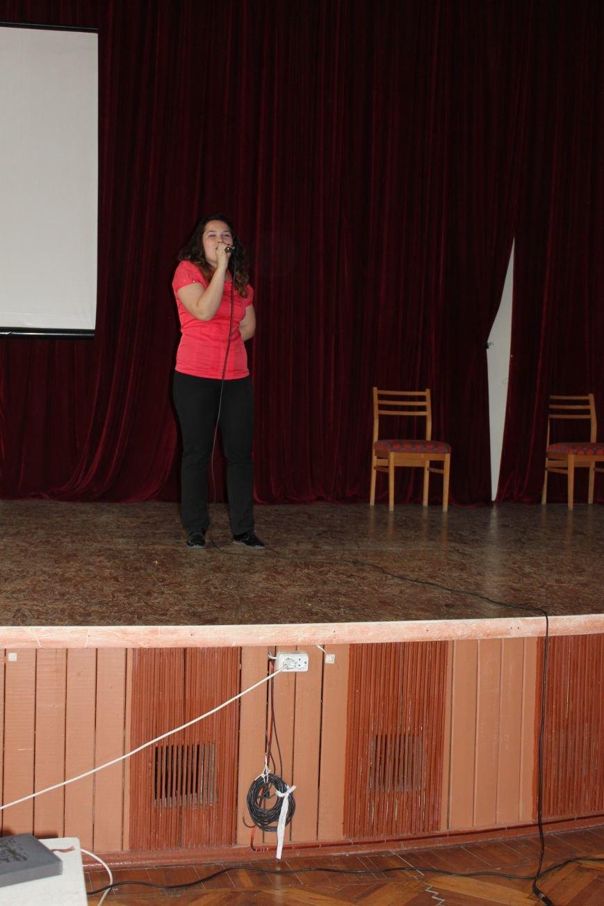 В Запорожье дети устроили концерт для раненных героев АТО (ФОТО), фото-4