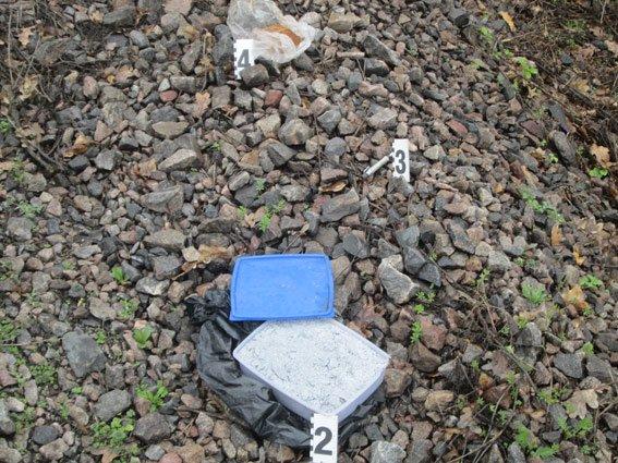 В Днепропетровской области на железной дороге обнаружено взрывное устройство (фото) - фото 3