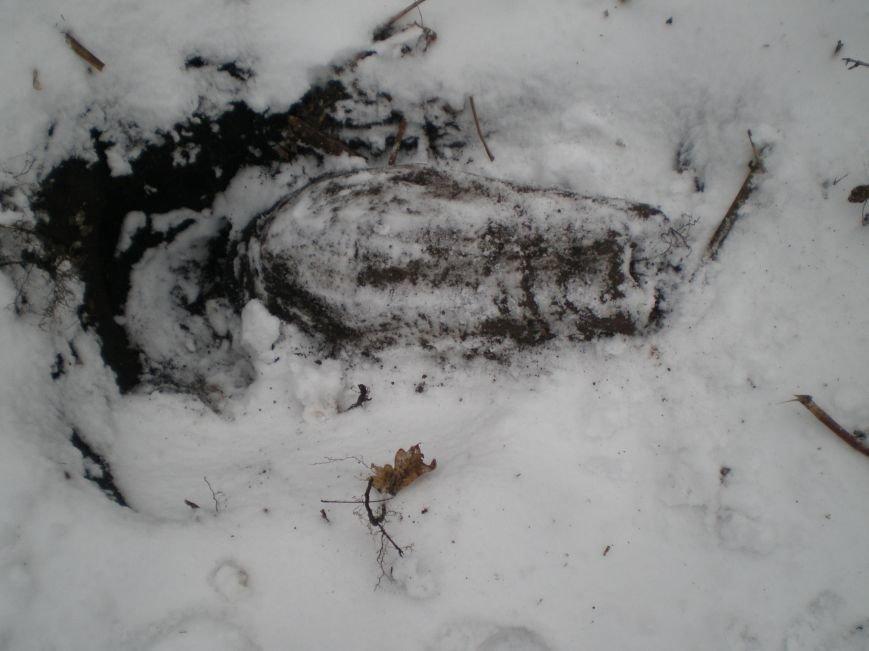 На Сумщине металлоискатели наткнулись на авиабомбу (ФОТО) (фото) - фото 1