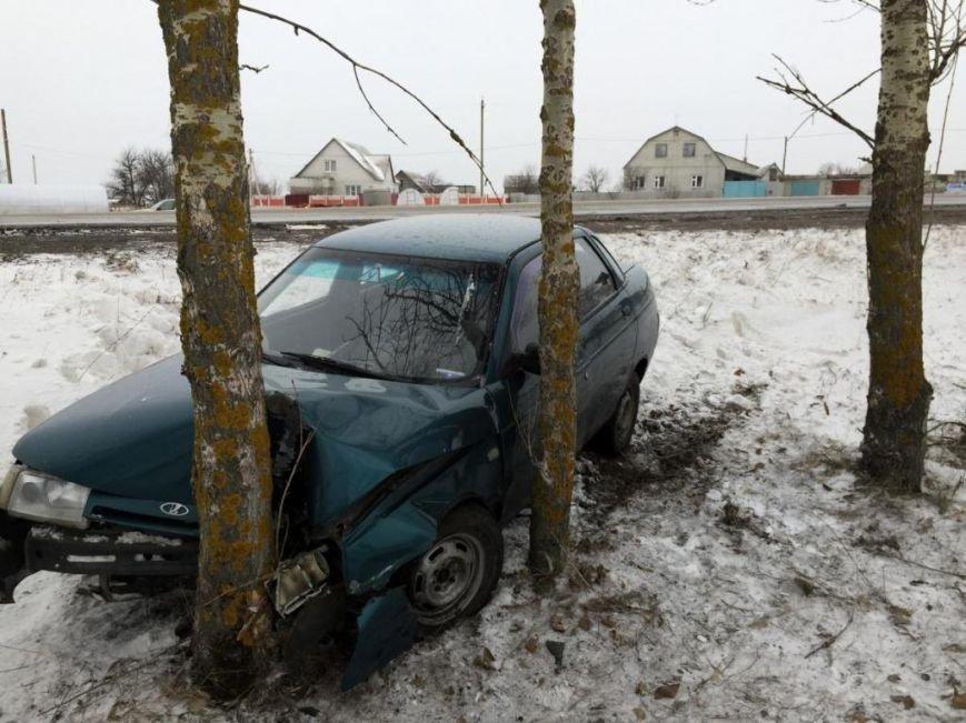 В Белгороде столкнулись два пассажирских автобуса: пострадали две 15-летние девочки (фото) - фото 1