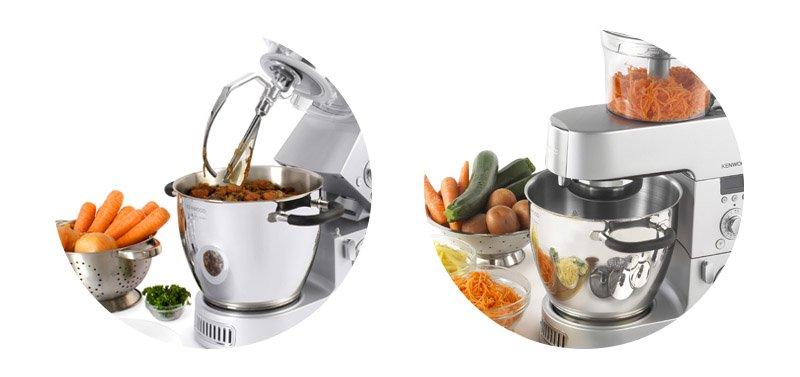 Три отличия Kenwood Cooking Chef от обычного кухонного комбайна (фото) - фото 3