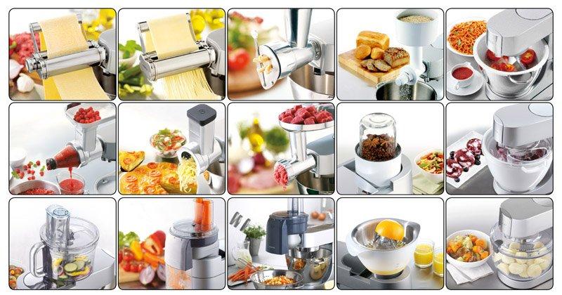Три отличия Kenwood Cooking Chef от обычного кухонного комбайна (фото) - фото 2