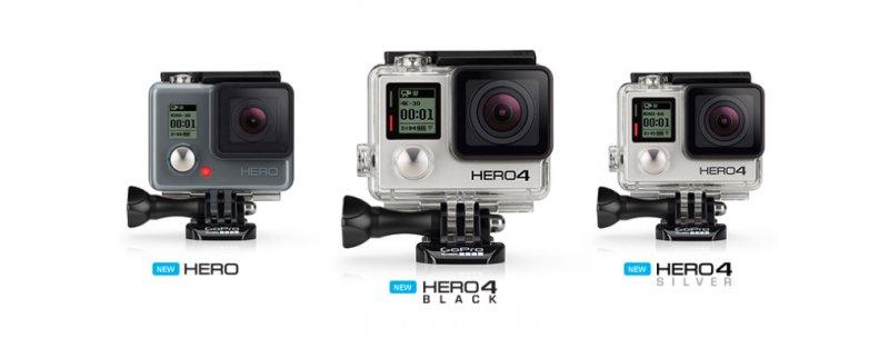 5 главных преимуществ экшн-камер GoPro (фото) - фото 2
