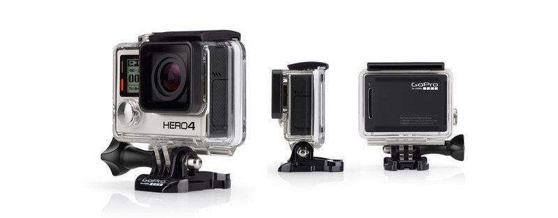 5 главных преимуществ экшн-камер GoPro (фото) - фото 1