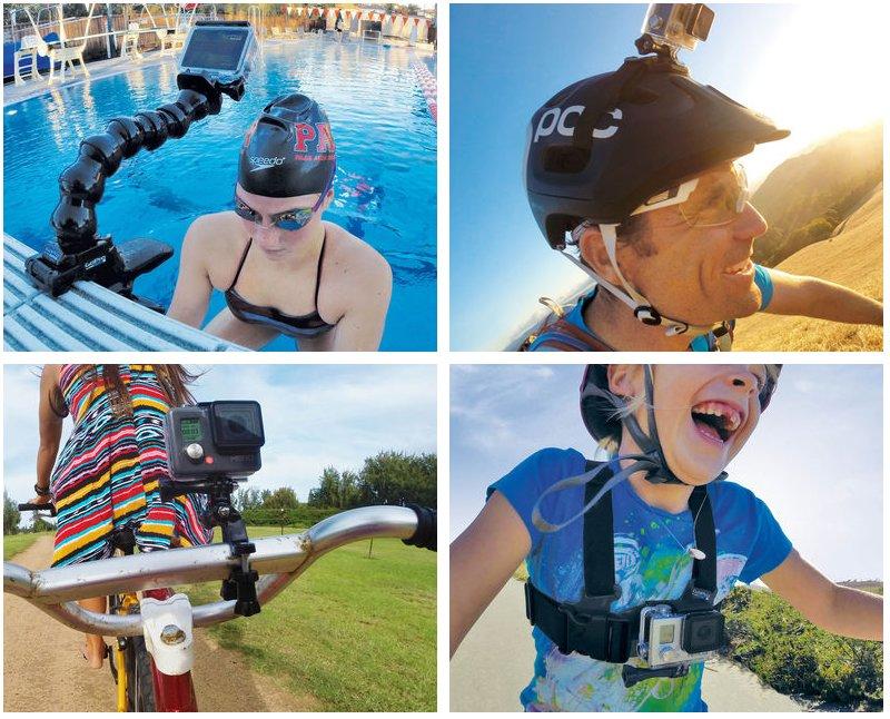 5 главных преимуществ экшн-камер GoPro (фото) - фото 3