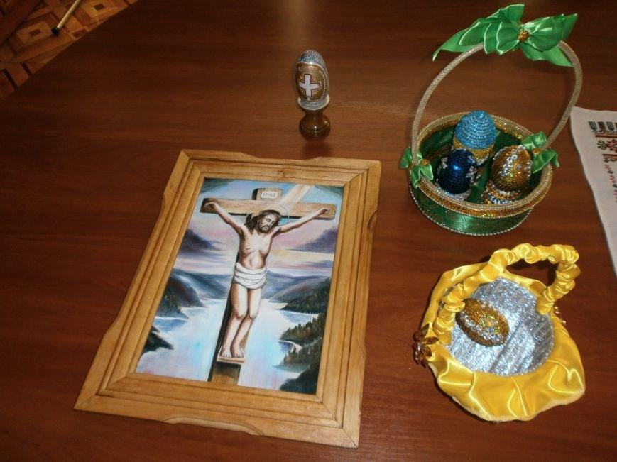 """Роботи засуджених з Прикарпаття будуть представлені на виставці """"Великоднє Свято"""" в Києво-Печерській Лаврі (ФОТО) (фото) - фото 1"""