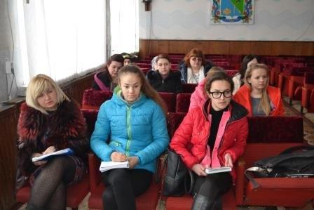 В Доброполье состоялось очередное заседание консультативно-совещательного органа (фото) - фото 1