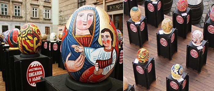 Свято наближається: у центрі Львова встановлять триметрову писанку (ФОТО) (фото) - фото 2